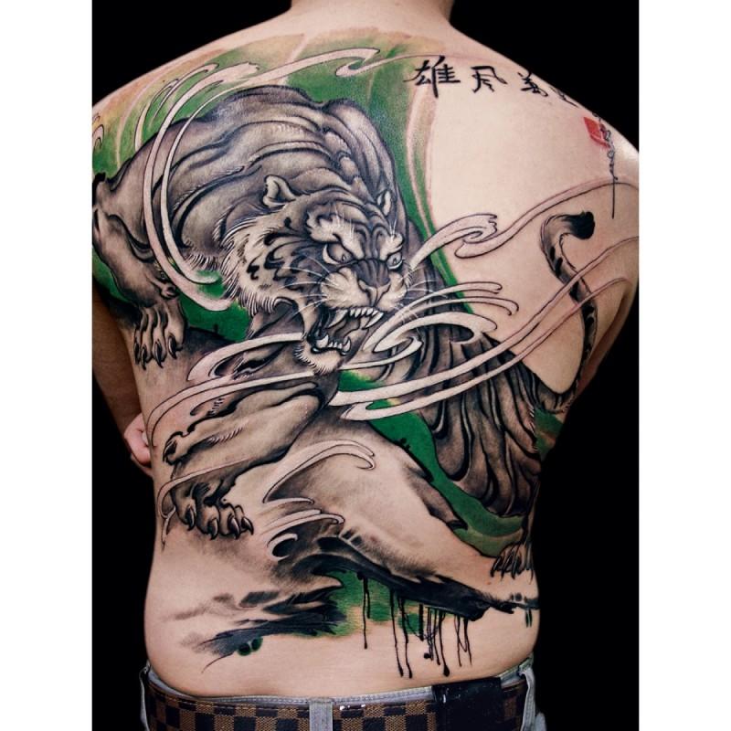 Tattoos Chinesisch