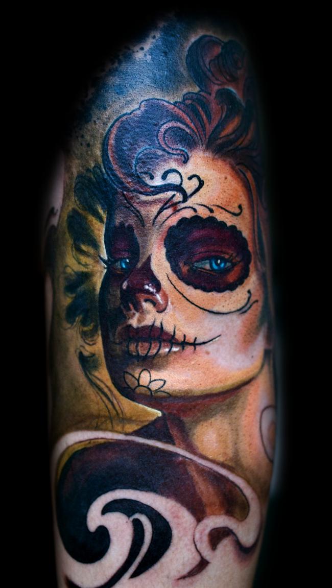 Cool mexikanisch Design - Teil 3 - Tattooimages.biz