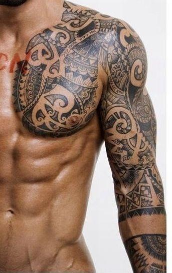 Cool polynesisch design teil 3 for Non ducor duco tattoos designs